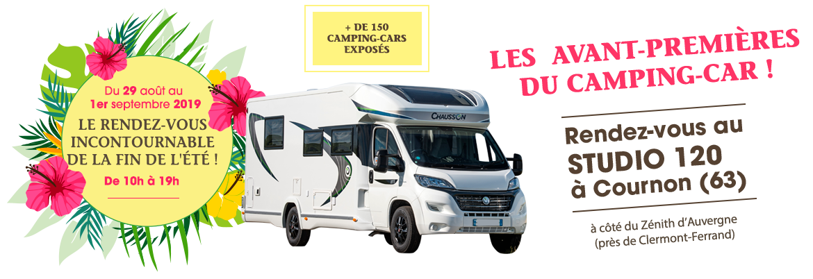 Salon du Camping-car de Mâcon